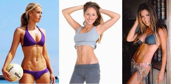 убрать жир с живота и боков упражнения